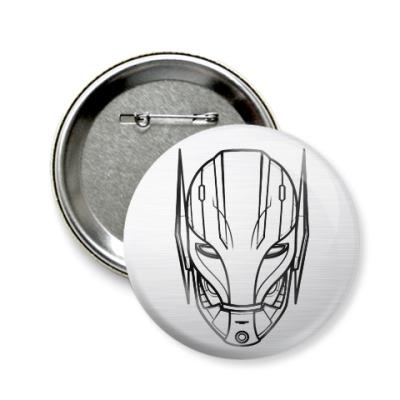 Значок 58мм Avengers: Age of Ultron
