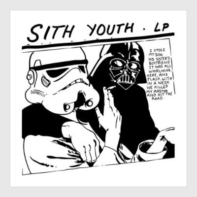 Постер Sith Youth
