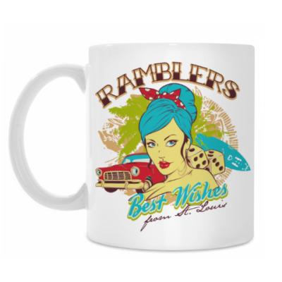 Кружка Ramblers (Бродяга)
