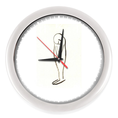 Настенные часы Тишина