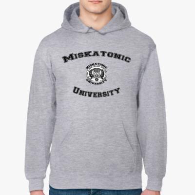 Толстовка худи Miscatonic University