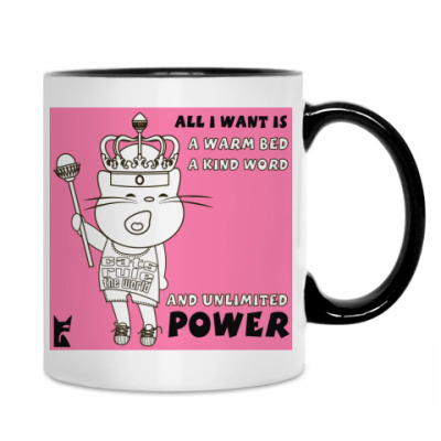 Кружка CAT's POWER!