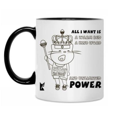 CAT's POWER!