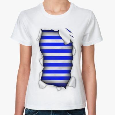 Классическая футболка Моряк
