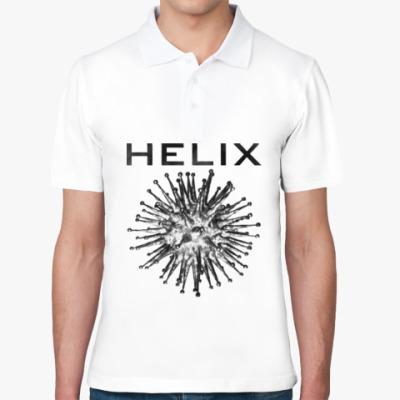 Рубашка поло Helix
