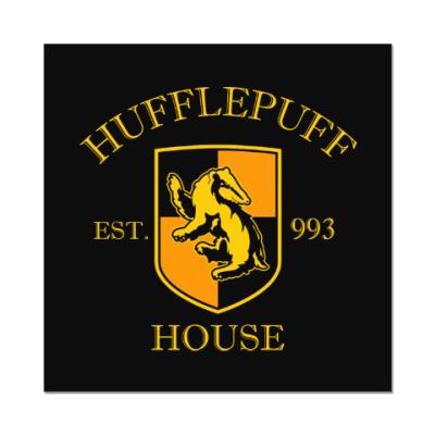 Наклейка (стикер) Hufflepuff