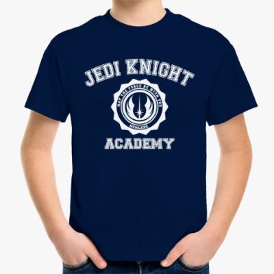 Детская футболка Jedi Academy