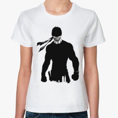 Классическая футболка Daredevil