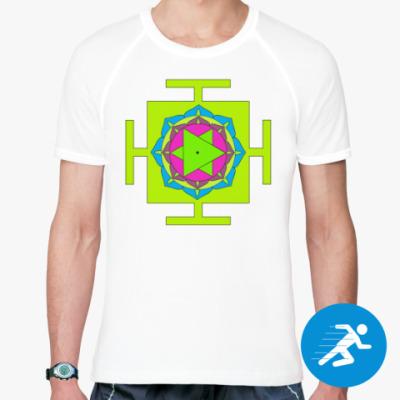 Спортивная футболка Бхуванешвари-янтра