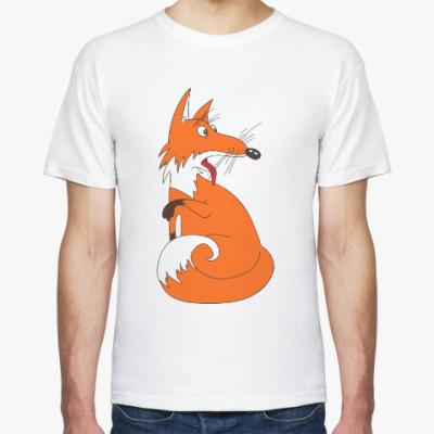 Футболка Fanny fox