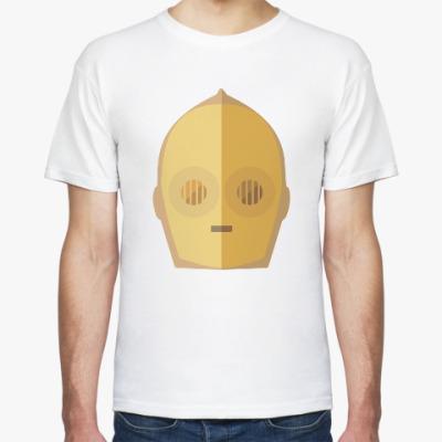 Футболка Star Wars: C-3PO