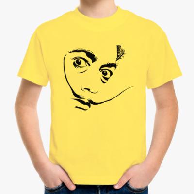 Детская футболка Сальвадор Дали