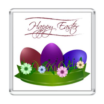 Магнит Happy Easter