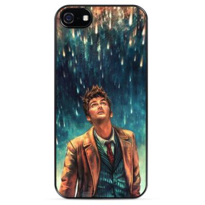 Чехол для iPhone Doctor Who (10th Doctor)