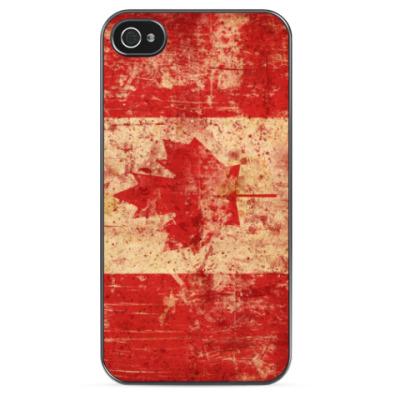 Чехол для iPhone Канада