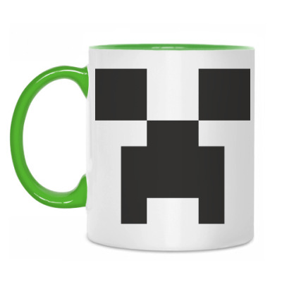 Кружка Creeper Minecraft