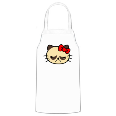 Фартук Grumpy Kitty