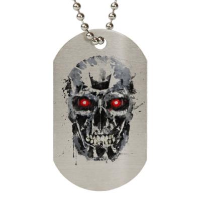 Жетон dog-tag Terminator