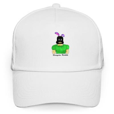 Кепка бейсболка Gangsta Rabbit