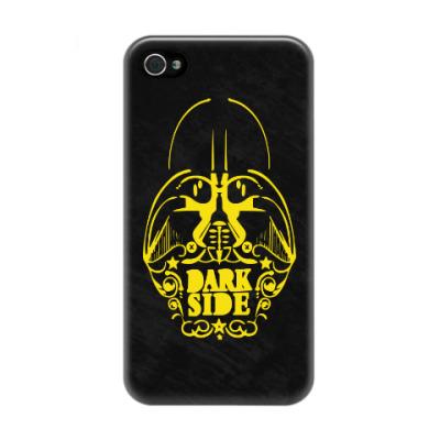 Чехол для iPhone 4/4s Dark Side