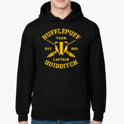 Толстовка худи Hufflepuff Quidditch