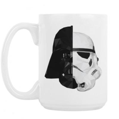 Кружка Star Wars: Вейдер и Штурмовик