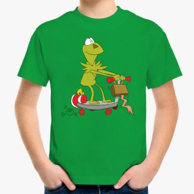 Детская футболка Kermit the Frog