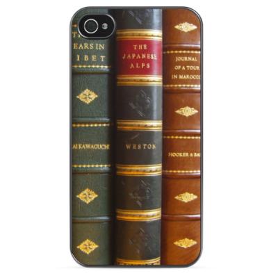Чехол для iPhone Книги странствий