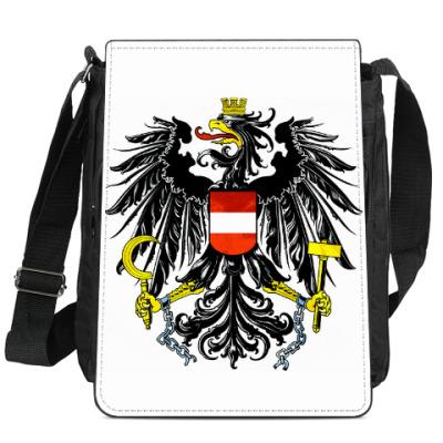 Сумка-планшет Герб Австрии