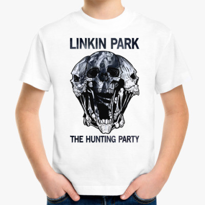 Детская футболка Linkin Park The Hunting Party