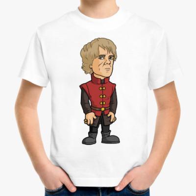 Детская футболка Игра Престолов: Тирион