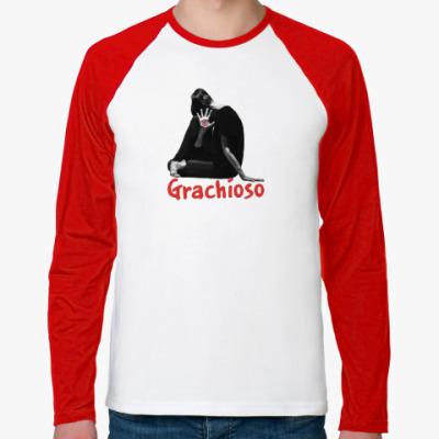 Футболка реглан с длинным рукавом 'Grachioso'