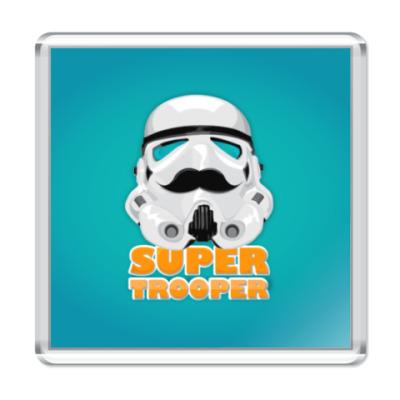Магнит Super trooper