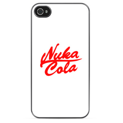 Чехол для iPhone Nuka Cola