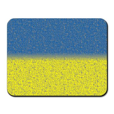 Коврик для мыши Флаг Украины