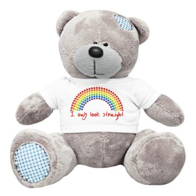 Плюшевый мишка Тедди Я  только с виду такая