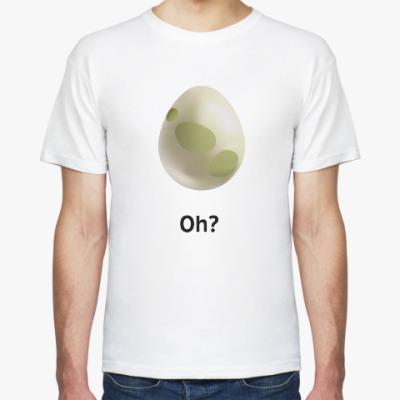 Футболка Покемон - Яйцо / The Pokemon Egg