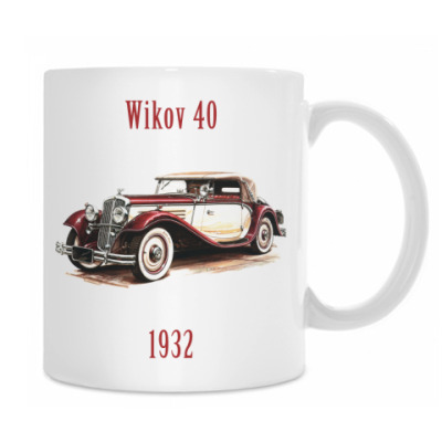 Wikov 40