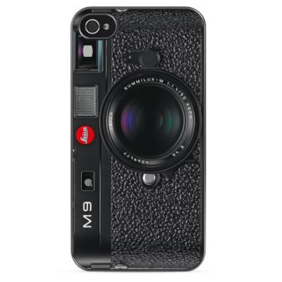 Чехол для iPhone Leica