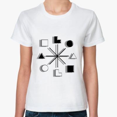 Классическая футболка  Есенин, ИЭИ