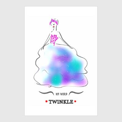 Постер Twinkle ( Мерцающая )