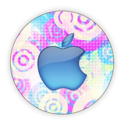 Костер (подставка под кружку) Apple
