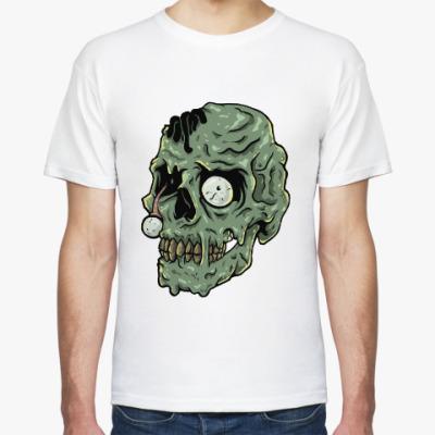 Футболка Skull Zombie
