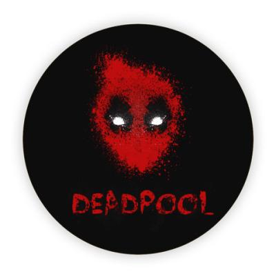 Костер (подставка под кружку) Deadpool