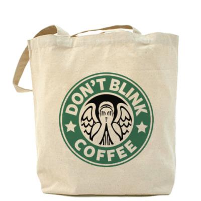 Сумка Don't Blink Coffee