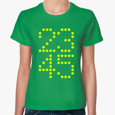 Женская футболка 23-45