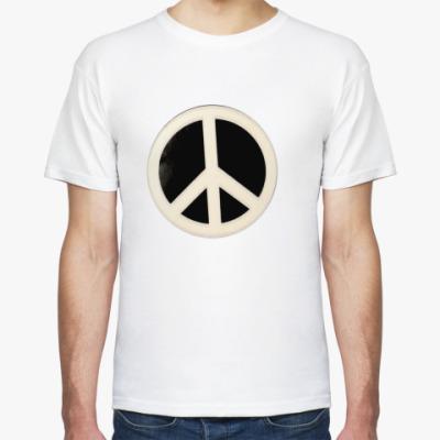 Футболка футболка м Peace