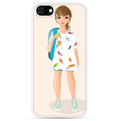 Чехол для iPhone Птицефабрика
