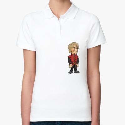 Женская рубашка поло Игра Престолов: Тирион