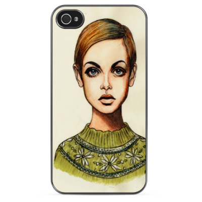 Чехол для iPhone TWIGGY